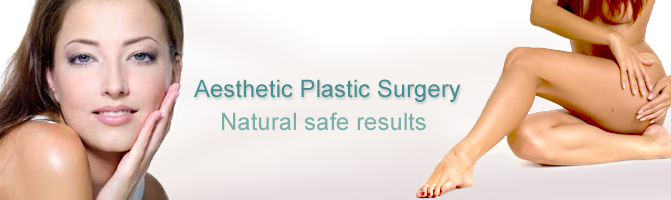 Aesthetic Plastic Surgery. Natural safe results