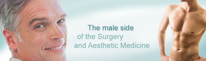 The male side of the Surgery and Aesthetic Medicine